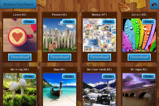 Jigsaw Puzzles Free screenshots 1