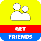Casper - Friends on Snapchat icon