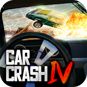 Car Crash IV Total Destruction Real Physic Android APK Download Free By SM Games & Apps