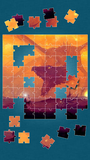 Dragon Jigsaw Puzzle Game screenshot 1