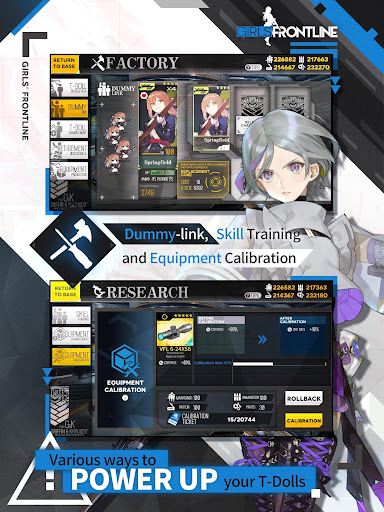 Girls' Frontline - screenshot