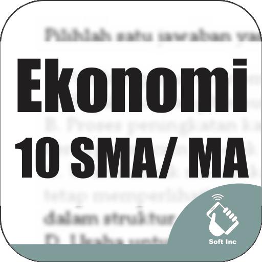 Kelas 10 SMA-SMK-MA Mapel Ekonomi
