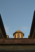 Photo: The Pioneer Courthouse