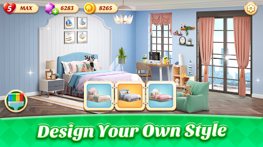 Space Decor : Dream Home Design apktreat screenshots 2