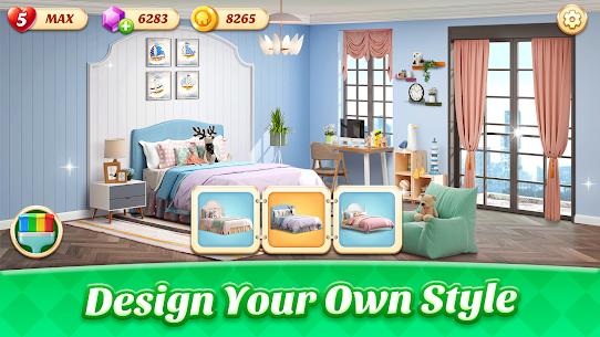Space Decor : Dream Home Design Mod Apk 2.3.8 (Unlimited Money) 2