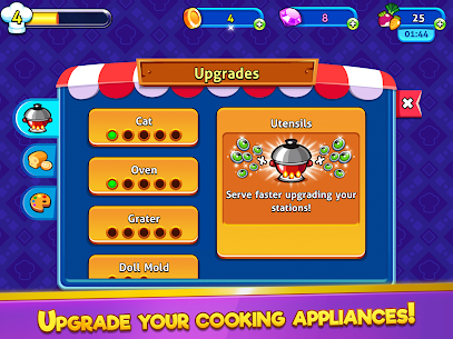 Chef Rescue – Cooking & Restaurant Management Game 8