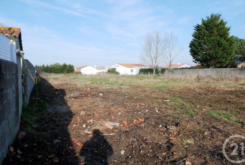 Vente Terrain + Maison - Terrain : 1413m² - Maison : 110m² à Brétignolles-sur-Mer (85470)