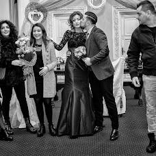 Wedding photographer Magdalena Gheonea (magdagheonea). Photo of 27.03.2018