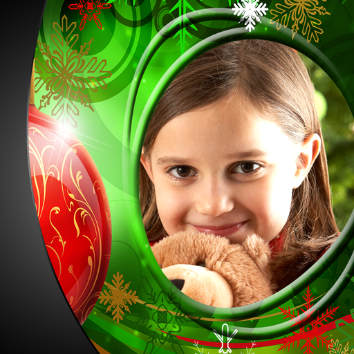 Merry Christmas Photo Frames