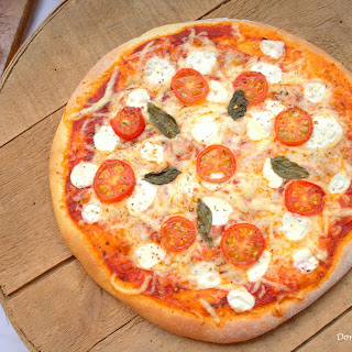 The Ultimate Homemade Pizza Dough