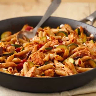 Mediterranean Chicken and Pasta