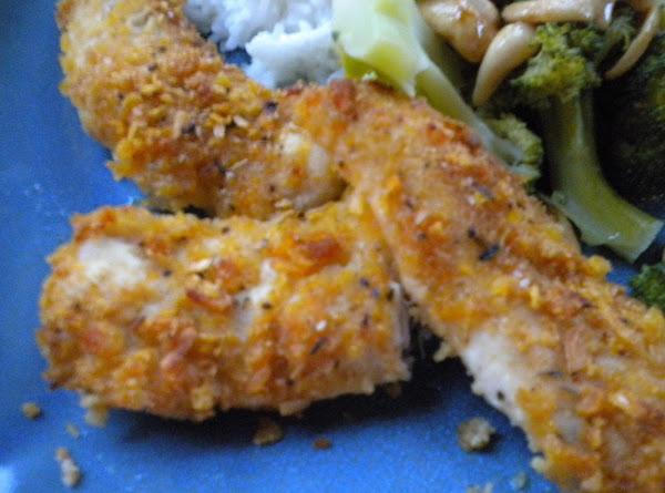 Crispy Oven Fried Chicken Recipe