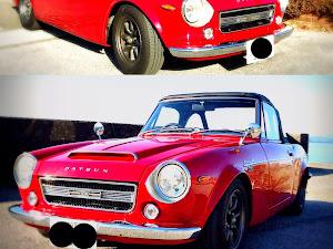 フェアレディー SR311  1969のカスタム事例画像 yurakiraさんの2019年03月16日18:12の投稿