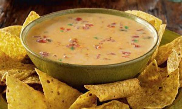 Queso Dip (sallye) Recipe