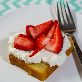 Strawberry Shortcake Pound Cake Recipes.