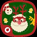 Christmas Solo theme-Green ver icon