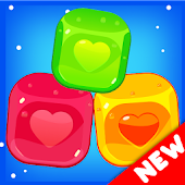 Toons Toy Blast Crush puzzles-pop the cubes