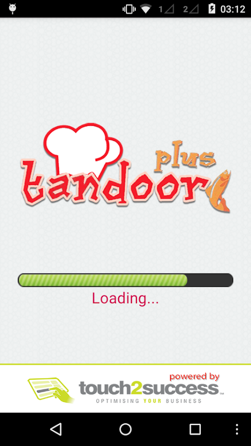 Tandoori Plus- screenshot