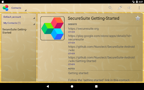 SecureSuite- Privacy Tools- screenshot thumbnail