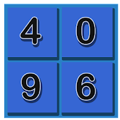 4096 - 2d Puzzle Android Game