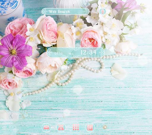 Pastel Floral Wallpaper 1.0.0 Windows u7528 1