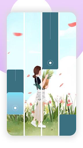 BTS Tiles: Kpop Magic Piano Tiles - Music Game apkmind screenshots 3