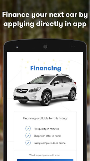 Buy, Sell & Finance Cars - Instamotor Screenshot