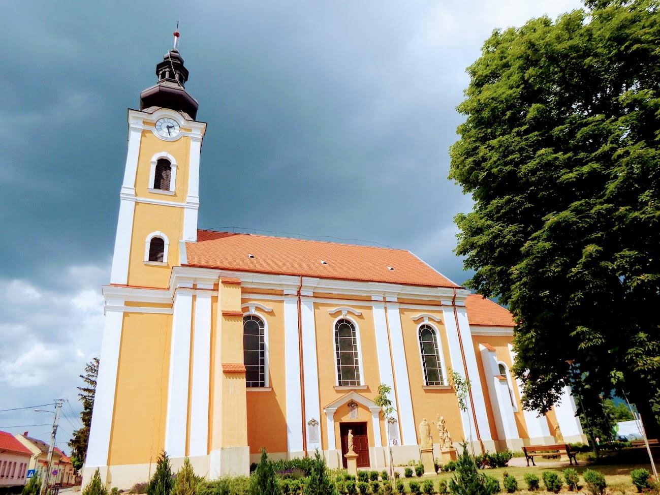 Igal - Szent Anna rk. templom
