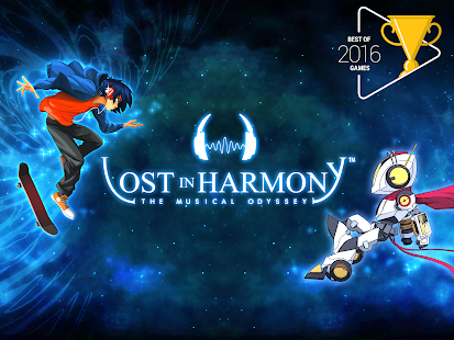Lost in Harmony- screenshot thumbnail