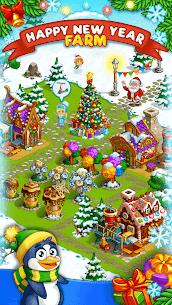 Farm Snow: Happy Christmas Story With Toys & Santa 1