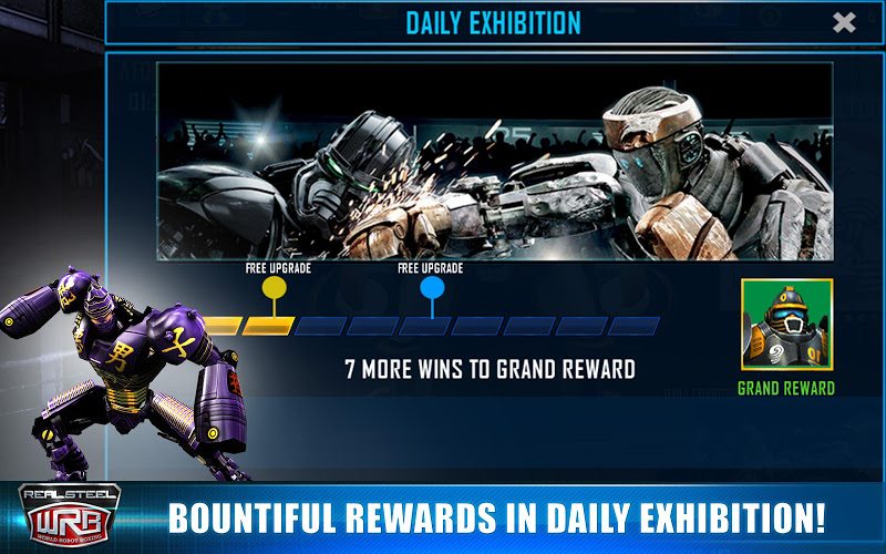 Real Steel World Robot Boxing v17.17.423 Mod APK - screenshot