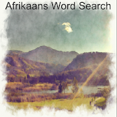 Afrikaans Word Search