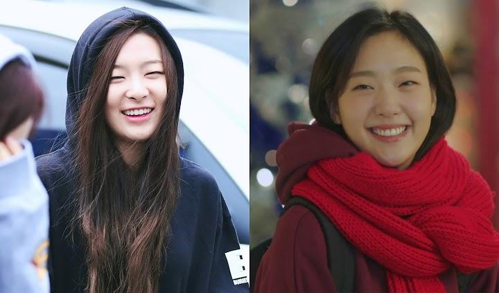 Red Velvet Seulgi Transforms Into Ji Eun Tak Of
