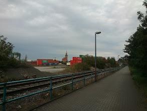 """Photo: View on the """"Altes Hafenamt"""", Hafen, Dortmund"""