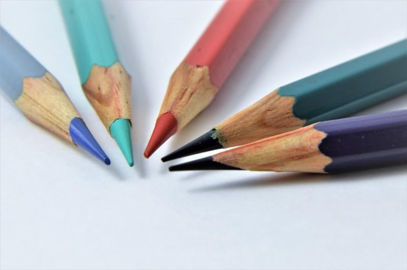 incontro di colori di pixelnatureitaly