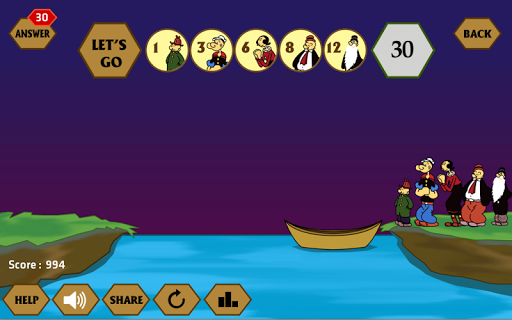 River Crossing IQ - IQ Test 1.4.4 screenshots 5