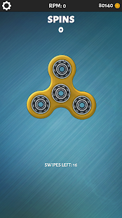 Finger Spinner Toy- screenshot thumbnail