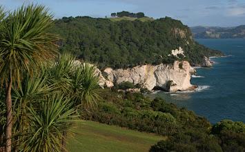 Photo: Weg zur Cathedral Cove