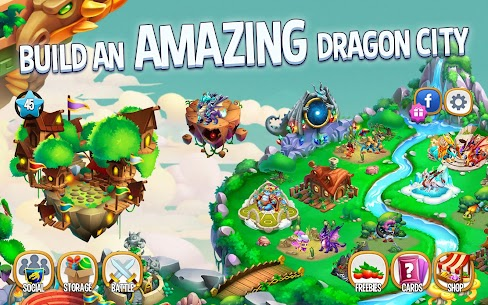 Dragon City MOD APK 10.5.3 [One Hit] 7