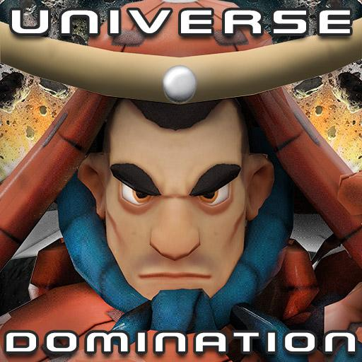 Universe Domination: Risk & Strategy War Game