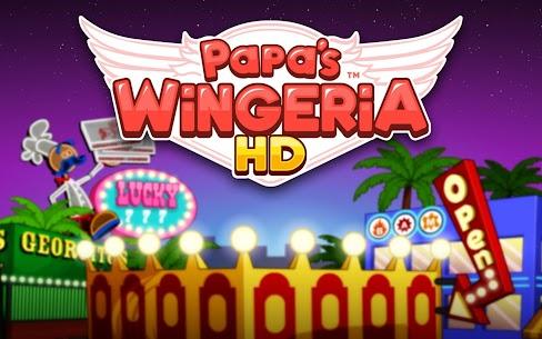 Descargar Papa's Wingeria HD para PC ✔️ (Windows 10/8/7 o Mac) 1