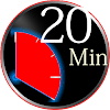 20 Minutes Timer with Progress Notification APK