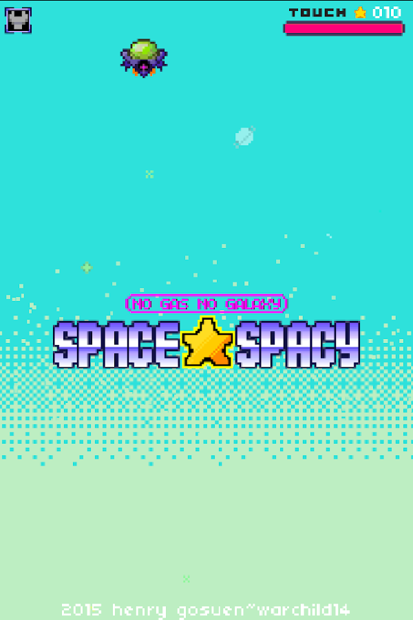 Space Spacy- screenshot