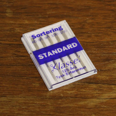 Standard Symaskinsnål 80/90/100