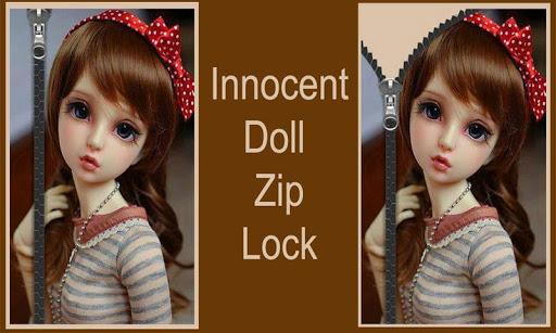 Innocent Doll Zip Lock