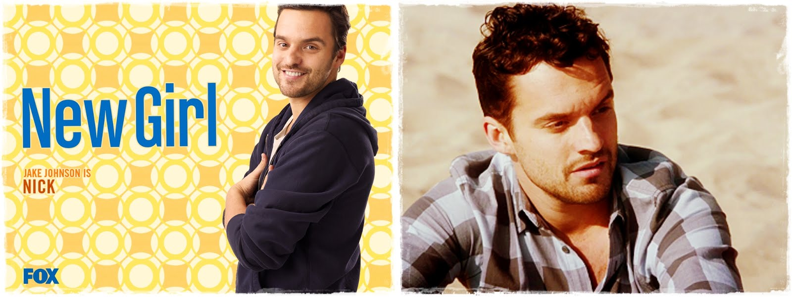 New Girl - Nick Miller - Jake Johnson