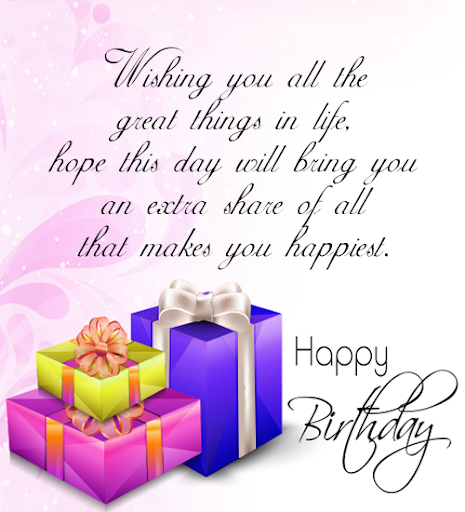 Download Birthday Wishes & Messages For PC