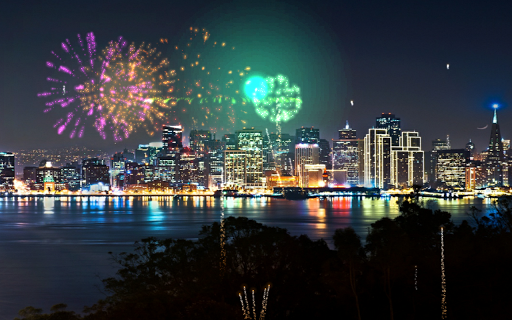 Real Fireworks 1.3 screenshots 4