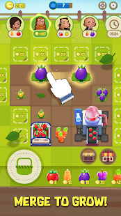 ApkMod1.Com Merge Farm! + (Mod Money) for Android Game Puzzle
