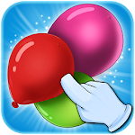 Balloon Popping Game for Kids Icon